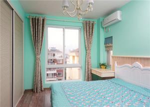 普通家居卧室床款式