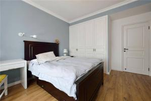 美式卧室衣柜设计