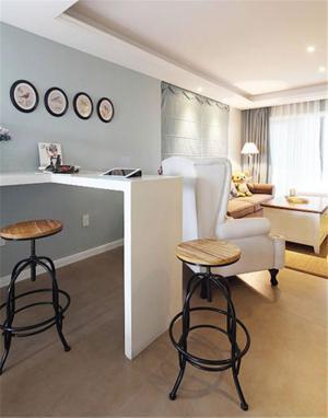 公寓家装吧台