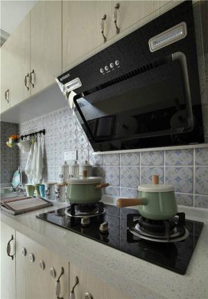 厨房整体橱柜灶台
