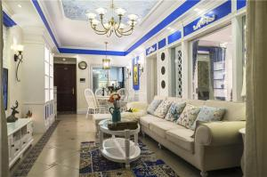 板式简欧客厅家具