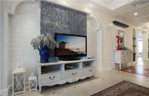 卧室电视背景墙尺寸