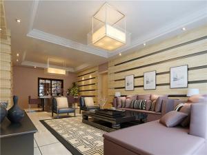 家装小户型客厅沙发