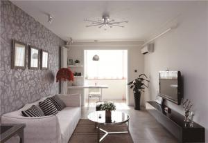 简约小户型客厅家具