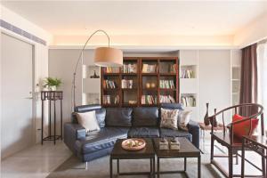 客厅小书房装修风格