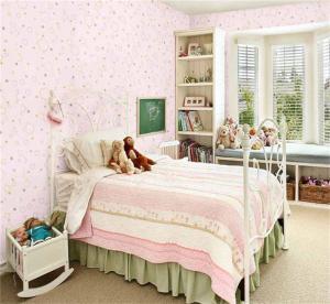 女孩儿童房颜色如何选择