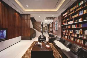 古典书房装修效果图样板间