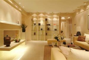 豪华小客厅沙发