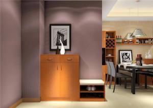 中式鞋柜设计