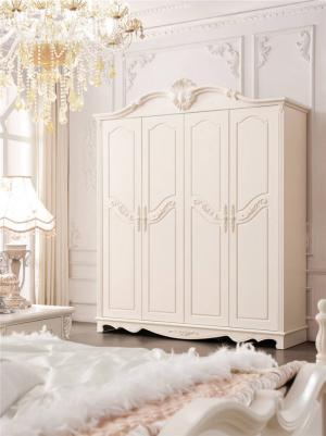 现代卧室衣柜