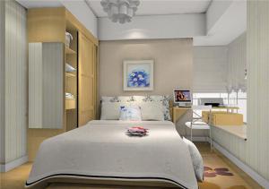 多功能美式卧室衣柜