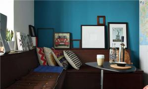 大户型客厅电视墙装饰图片