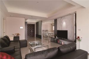 新古典小户型客厅沙发