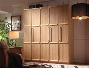 公寓美式卧室衣柜