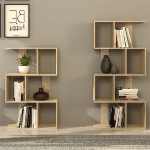 落地简易书柜