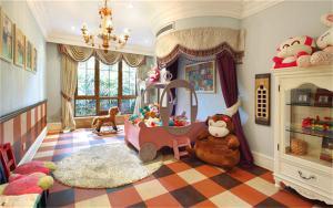 国外儿童房装修设计案例