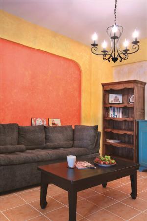 简易小客厅家具