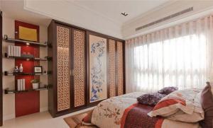 卧室整体衣柜尺寸