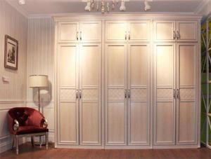 温馨平开门衣柜