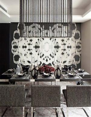 新古典玄关餐桌