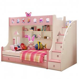 韩式公主设计儿童家具上下