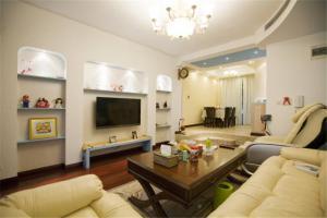 新中式客厅家具图片大全