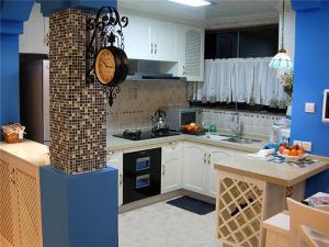 瓷砖厨柜高清图片