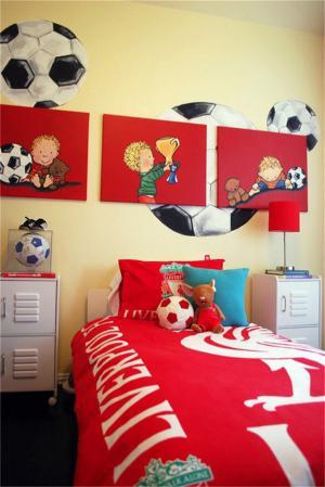 国外儿童房家具