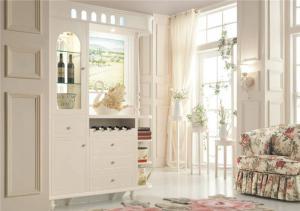 欧式奢华室内装饰柜