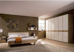 公寓新中式衣柜图片
