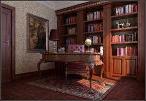 美式书桌家具用品