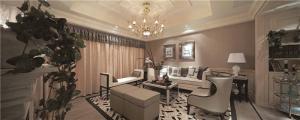 家装中式客厅家具