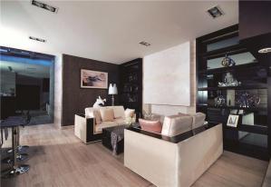 新古典小客厅沙发