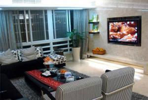 公寓现代电视柜