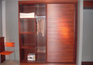 小清新卧室衣柜