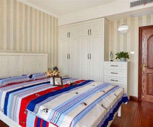 豪华卧室整体衣柜