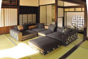 日式小户型客厅榻榻米