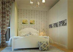 卧室整体衣柜高度