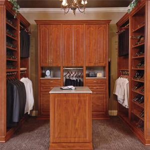 新古典走入式衣柜