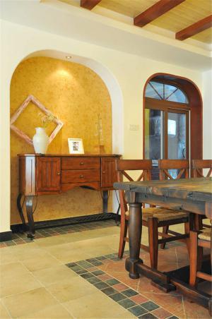 美式家具餐边柜