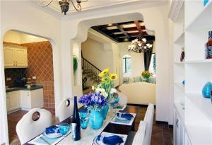 欧式家用餐桌餐椅