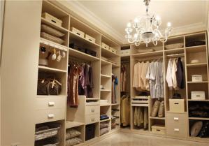 全屋整体衣柜