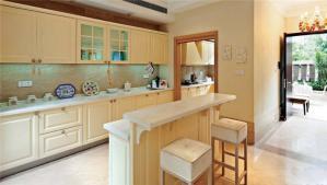 厨房吧台搭配