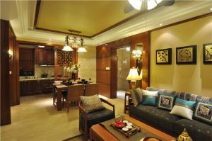简易现代客厅家具