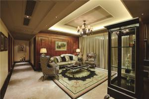 家居小户型客厅家具