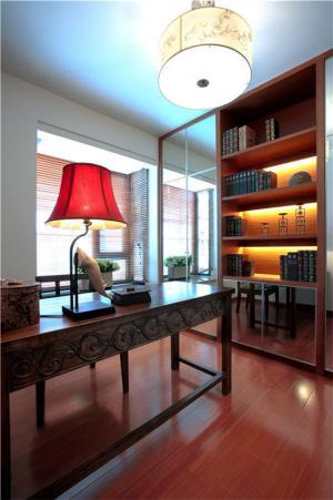 中式风格家具小书房装修风格
