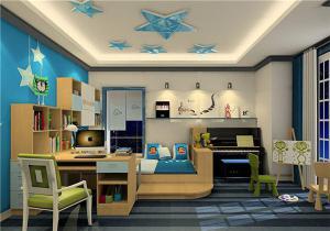 卧室装修榻榻米家具用品搭配