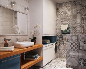 小户型复式装修卫浴价格