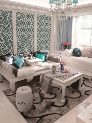 简易客厅布艺沙发