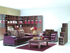 红木家具古典书房装修效果图